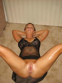 milf ala put on stocking